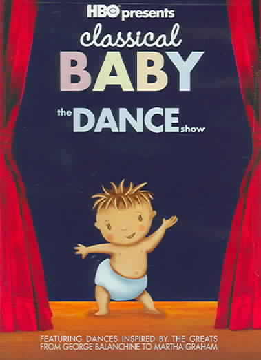 CLASSICAL BABY DANCE BY CLASSICAL BABY (DVD)