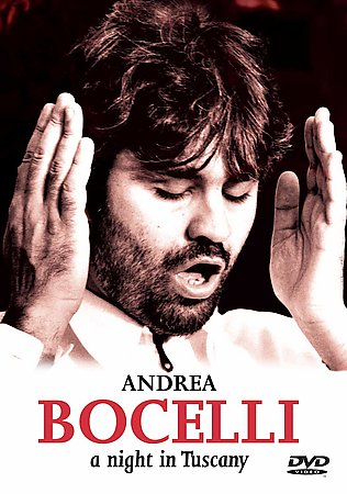 NIGHT IN TUSCANY BY BOCELLI,ANDREA (DVD)